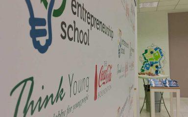 Η p-consulting στο entrepreneurship school της Think Young!