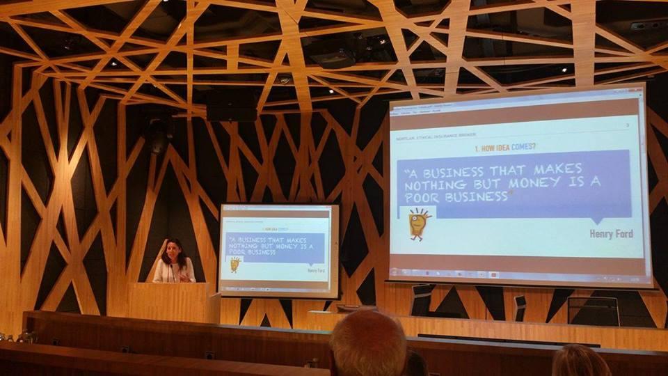 International Seminar for Entrepreneurship 6