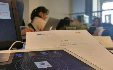 3η Συνάντηση Εργασίας του Jopapp