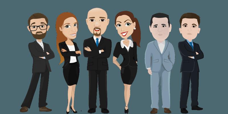 p-consulting team
