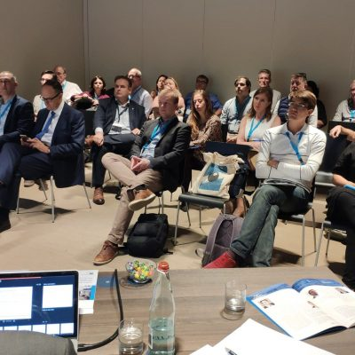 EfVET International Conference Italy 2018 p-consulting.gr