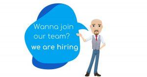 Γραμματεία Wanna join our team