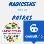 MagicSens goes to Patras