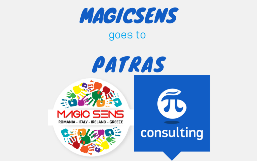MagicSens goes to Patras
