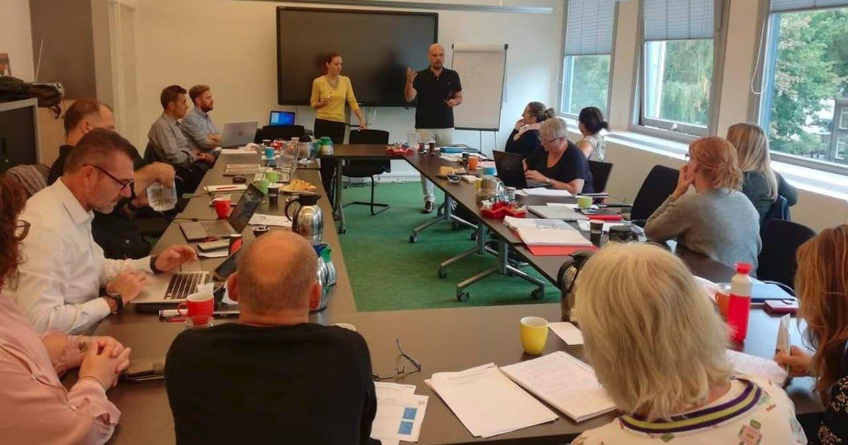 Συνάντηση για το Ευρωπαϊκό Έργο DEAL