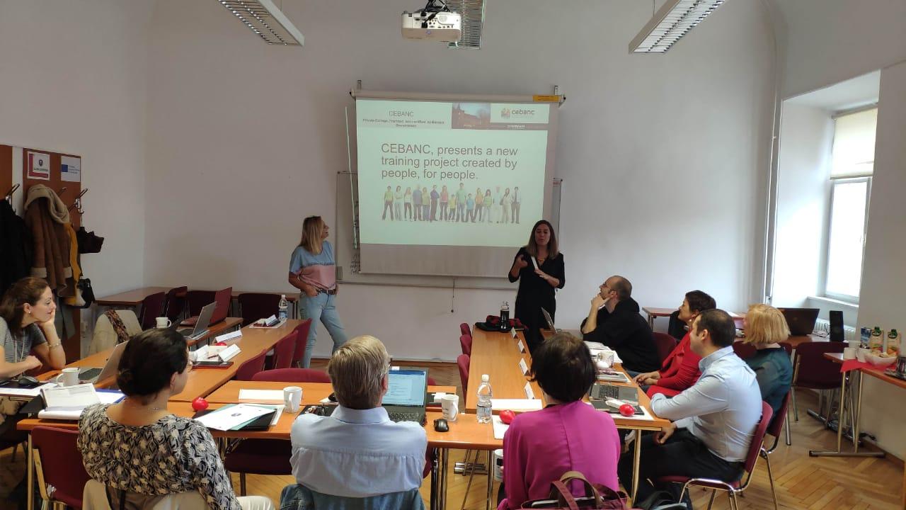 Συνάντηση για το SLOW LEARNING 5
