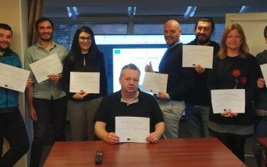Ολοκληρώθηκε το Kick-off meeting για το Ευρωπαϊκό Έργο e-PATTERNS