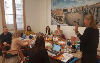 Ολοκληρώθηκε το Kick-off Meeting για το Ευρωπαϊκό Έργο InclEUsion