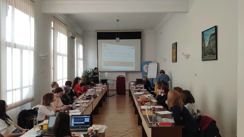 """Joint Staff Training in """"MAGICSENS"""" Project 4"""