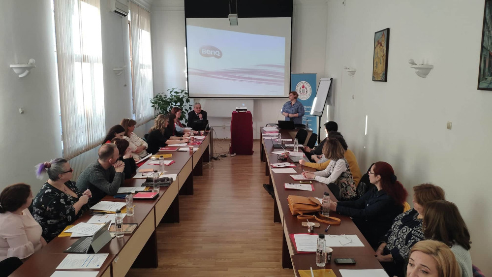 """Joint Staff Training in """"MAGICSENS"""" Project 5"""