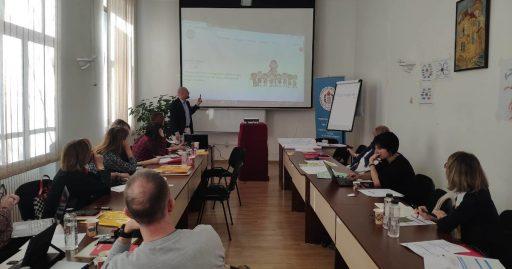 Διακρατικό Πρόγραμμα Εκπαίδευσης Στελεχών του Ευρωπαϊκού Έργου MAGICSENS