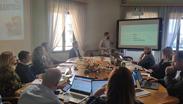 3rd Transnational Meeting for European Project DEAL 1