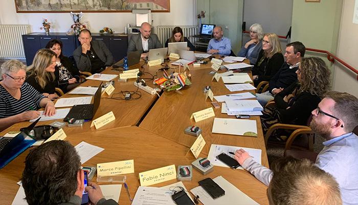3η διακρατική συνάντηση για το Ευρωπαϊκό Έργο DEAL 4