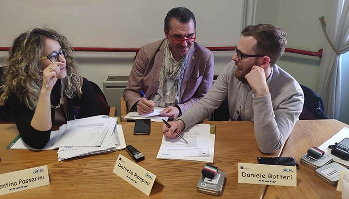 3η διακρατική συνάντηση για το Ευρωπαϊκό Έργο DEAL 5
