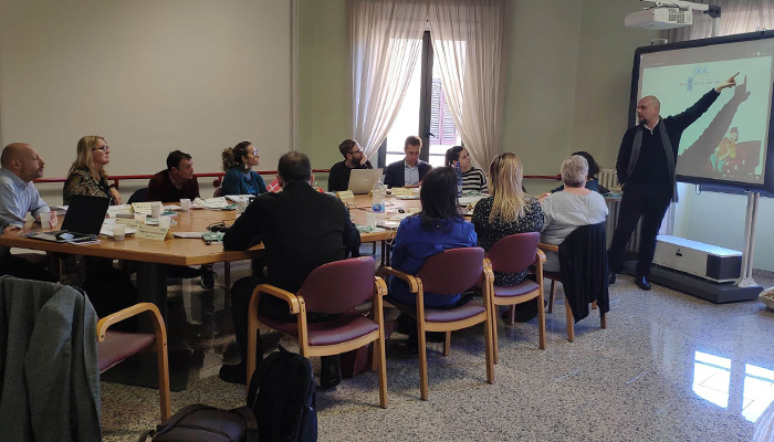 3rd Transnational Meeting for European Project DEAL 6