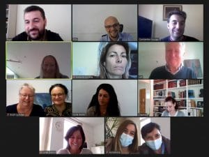 Συνάντηση για το D-Care