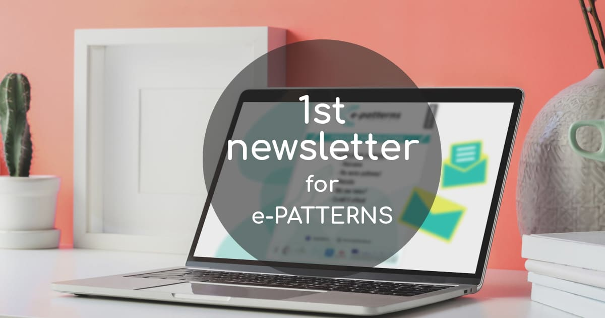 Online meeting for e-PATTERNS 1