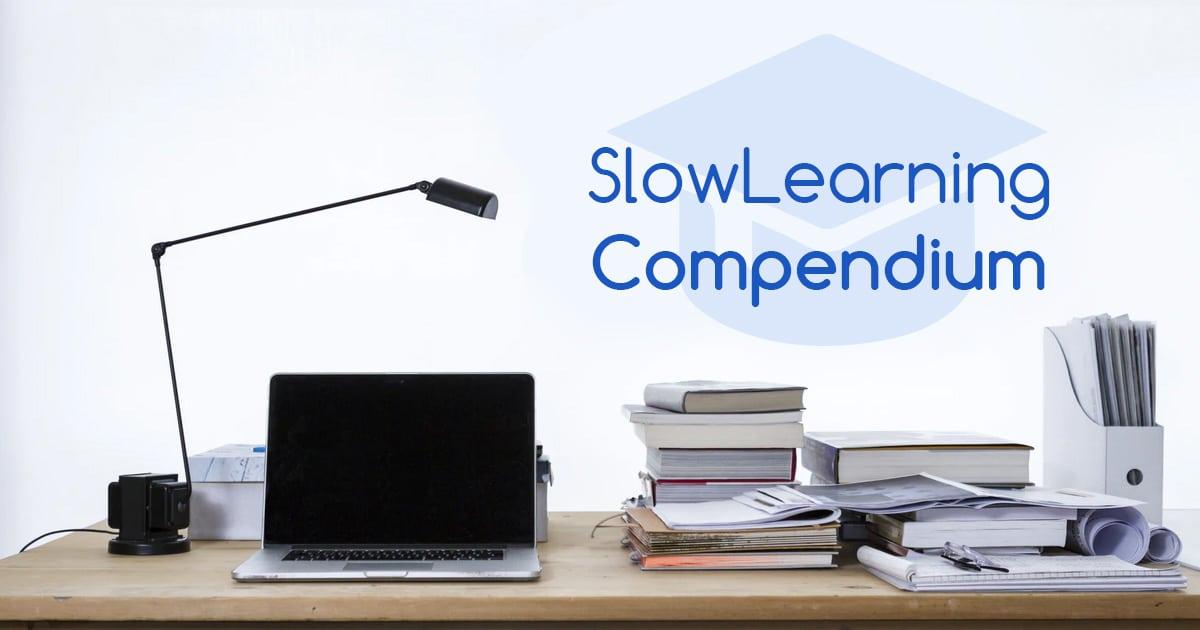 SlowLearning Compendium