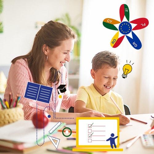 Online έρευνα για γονείς και δασκάλους παιδιών 6-10 ετών 1