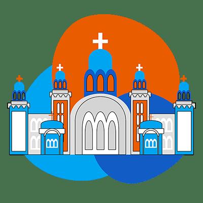 Patras Agios Andreas Cathedral